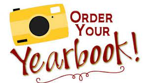 Yearbooks on sale now. Buy before May 18 to reserve your copy